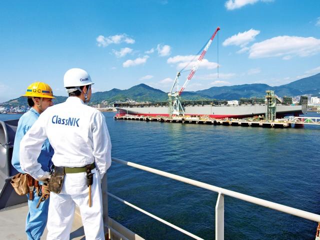Επιθεωρήσεις εξ αποστάσεως: Νέες κατευθυντήριες γραμμές από τον ClassNK