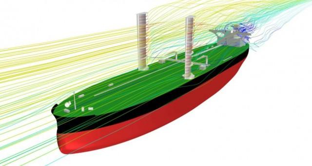 Ένα νέο βοηθητικό σύστημα πρόωσης πλοίων, που τροφοδοτείται με αιολική ενέργεια