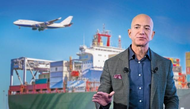 Η Amazon επενδύει σε καθαρότερες μεταφορές