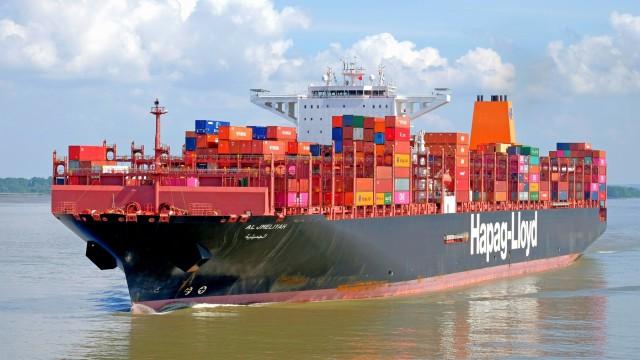 Hapag-Lloyd: Κερδοφόρο το 2020