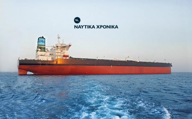 Με πλοίο τηςPantheon η πρώτη μεταφορά πετρελαίου μηδενικού ισοζυγίου άνθρακα