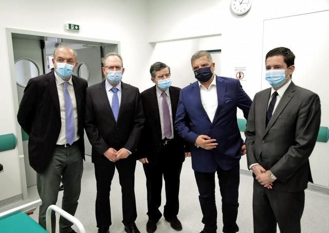 Αθ. Μαρτίνος: Μία ακόμα μεγάλη δωρεά για τη δημόσια υγεία