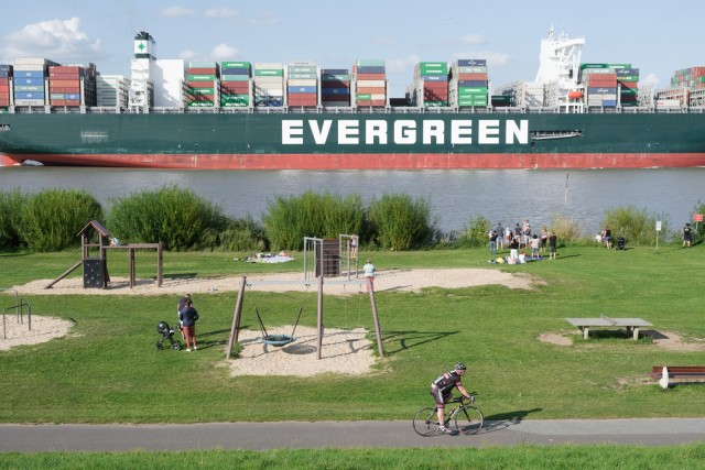 Η Εvergreen γιγαντώνει τον στόλο της
