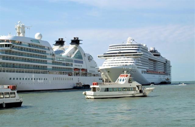 ΜSC Cruises: Εν αναμονή δύο νέων κρουαζιερόπλοιων με περιβαλλοντικές τεχνολογίες αιχμής