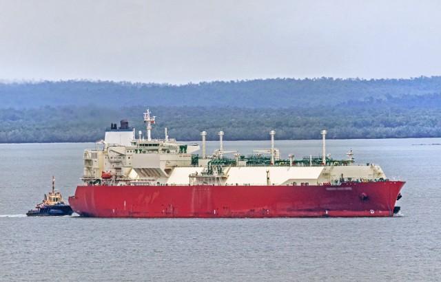 Εισαγωγές LNG: Πτωτικής πορείας συνέχεια