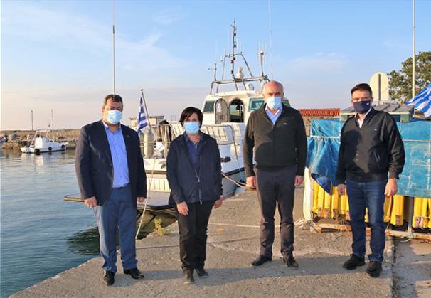 Νέο σκάφος του ΛΣ για τις υγειονομικές ανάγκες της Σαμοθράκης