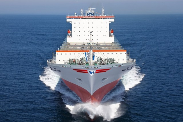 Wan Hai Lines: Νέα παραγγελία τεσσάρων containerships