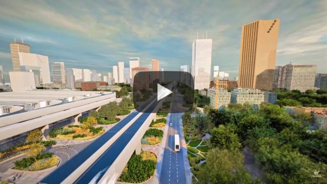 Η Virgin Hyperloop παρουσιάζει το μέλλον των επιβατικών μεταφορών