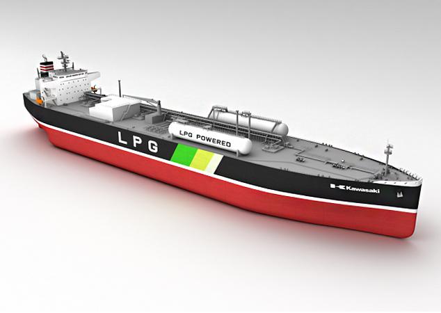 Τα πρώτα VLGCs διπλού καυσίμου κατανάλωσης LPG της NYK