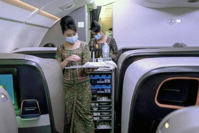 Singapore Airlines: Έναρξη των πτήσεων με εμβολιασμένα όλα τα μέλη πληρώματος