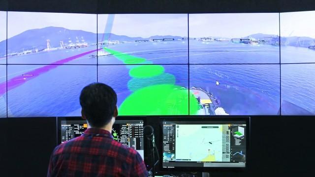 H Samsung Heavy Industries θα παρουσιάσει ένα πρωτοποριακό σύστημα απομακρυσμένου ελέγχου πλοίων