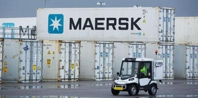 Μaersk: Νέα διατροπική υπηρεσία για κατεψυγμένα φορτία