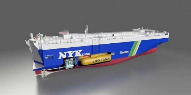 ΝΥΚ: Συμφωνία για την κατασκευή τεσσάρων PCTCs κατανάλωσης LNG