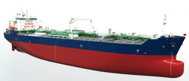 RINA και SDARI θα αναπτύξουν έναν καινοτόμο σχεδιασμό δεξαμενόπλοιου κατανάλωσης μεθανόλης/αμμωνίας
