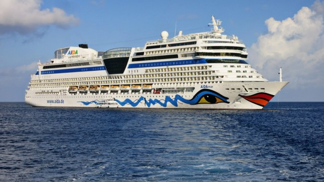 AIDA Cruises: Επανέναρξη της κρουαζιέρας στις 20 Μαρτίου
