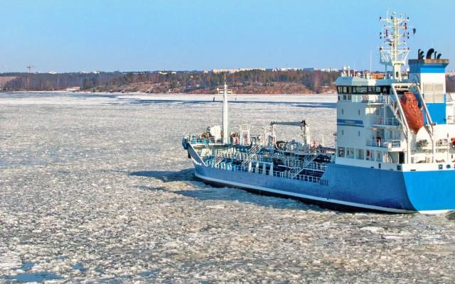Πάγος «απειλεί» το κανάλι του Χιούστον και πολλά διυλιστήρια