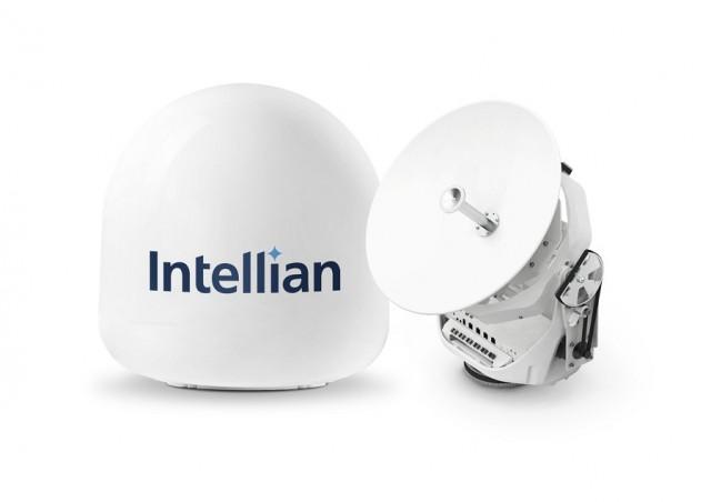 Η Intellian παρουσίασε μια νέα κεραία VSAT κατάλληλη για μικρά πλοία