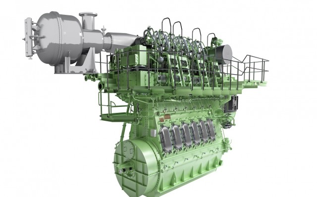 H ΜΑΝ αναλαμβάνει να εξοπλίσει με κινητήρες διπλού καυσίμου 10 VLCCs
