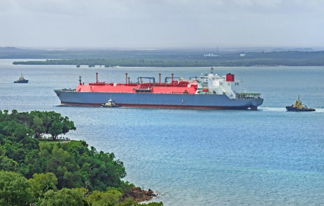 Στα υψηλότερα επίπεδα η ζήτηση για LNG μετά την έξαρση της πανδημίας