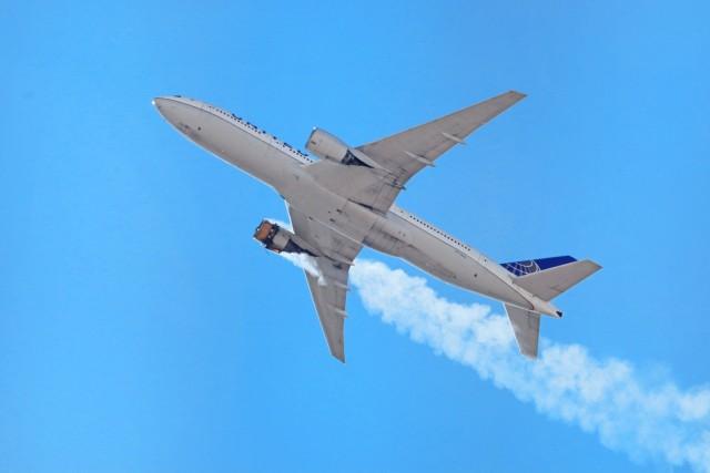 United Airlines: Προσωρινή αναστολή πτήσεων για τα 24 αεροσκάφη Boeing 777