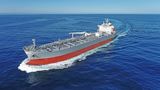 Tα νεότευκτα MR tankers της Sun Enterprises Ltd.