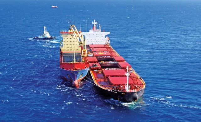 Μπαράζ αγορών πλοίων από την Castor Maritime