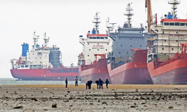 Με αμείωτο ρυθμό η ναυπηγική δραστηριότητα στη Νότια Κορέα