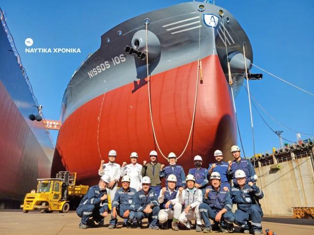 Δύο νέα Suezmaxes στον στόλο της Kyklades Maritime
