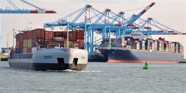 Ημιαυτόνομο containership ξεκινά πιλοτικά δρομολόγια μεταξύ των λιμένων Zeebrugge και Αμβέρσας