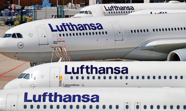 Lufthansa Group: Αύξηση του αριθμού πτήσεων προς την Ελλάδα