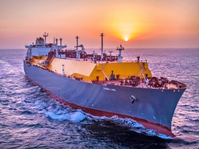 TMS Cardiff Gas: Ενίσχυση του στόλου με ένα ακόμα νεότευκτο