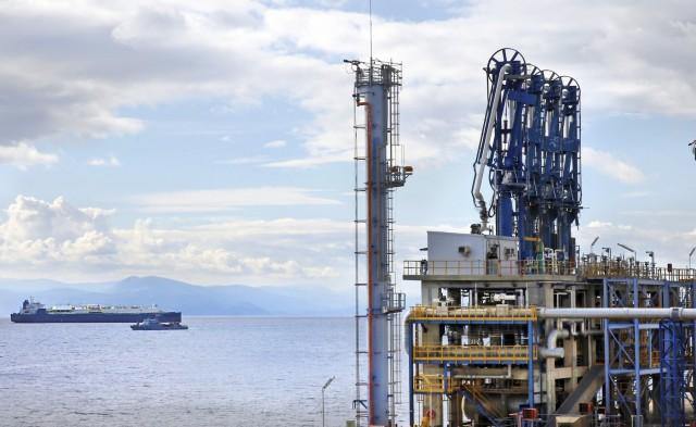 Αύξηση της κατανάλωσης φυσικού αερίου στην Ελλάδα το α' τρίμηνο