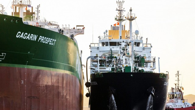 H Shell επεκτείνει τον στόλο LNG bunkering πλοίων