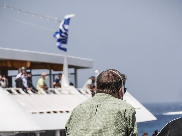Mείωση της διακίνησης επιβατών και εμπορευμάτων στους ελληνικούς λιμένες