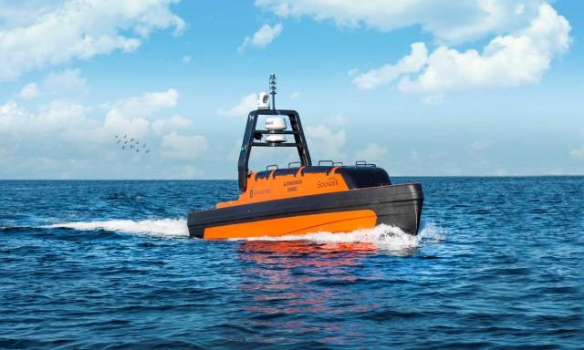 H Kongsberg θα προμηθεύσει το Ινστιτούτο Θαλάσσιων Ερευνών της Νορβηγίας με τέσσερα αυτόνομα σκάφη