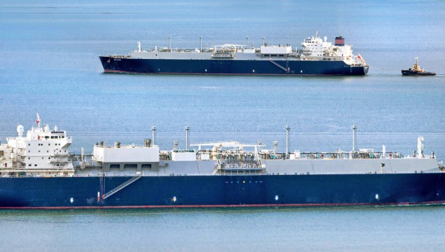To κάλεσμα της Qatar Petroleum σε πλοιοκτήτες LNG carriers