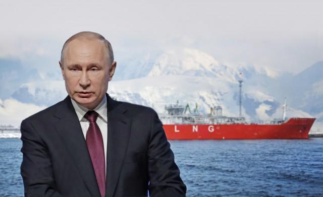 LNG: Τα ρωσικά σχέδια για την αγορά της Ασίας