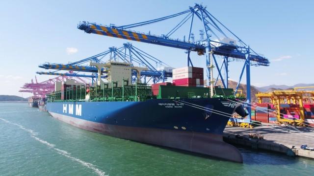 Τα σχέδια επέκτασης της Hyundai Merchant Marine