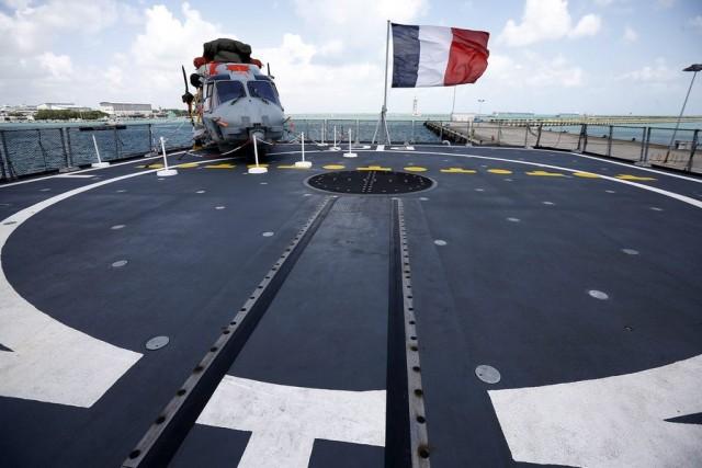 Η Γαλλία στο πλευρό της Νιγηρίας για την πάταξη της πειρατείας στον Κόλπο της Γουινέας