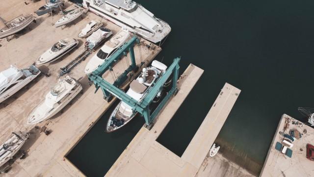 Μια καινοτόμα επένδυση σύγχρονου κέντρου επισκευής θαλαμηγών στη Ρόδο