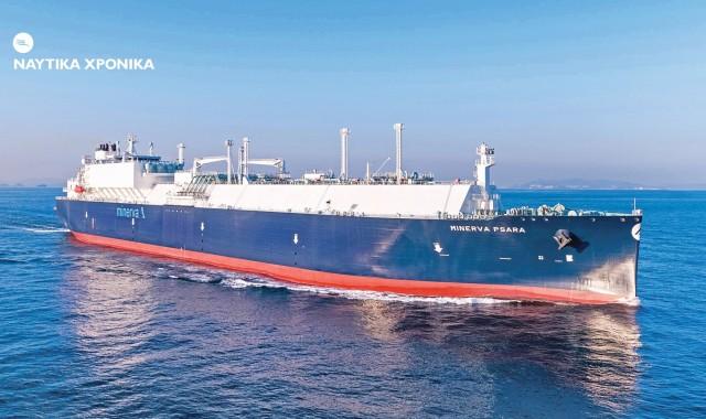 Minerva Gas-Wärtsilä: Μακροχρόνια συμφωνία συντήρησης και λειτουργίας LNG πλοίων