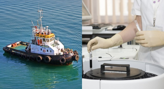 Η προσφορά της Ελληνικής Ένωσης Πλοιοκτητών Ρυμουλκών, Ναυαγοσωστικών στο Νοσοκομείο «ΑΤΤΙΚΟΝ»