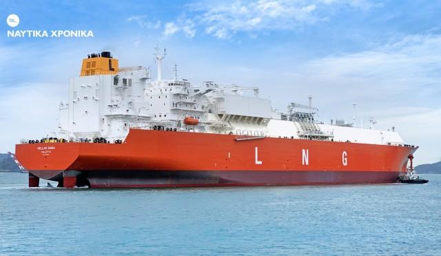 Το πρώτο νεότευκτο LNG carrier της Latsco Shipping