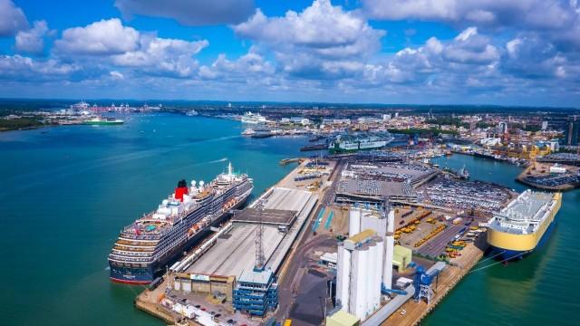 Ένα 5G δίκτυο στο λιμάνι του Σαουθάμπτον