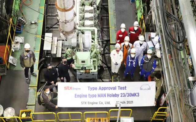 ΜΑΝ: Επιτυχής εξ αποστάσεως δοκιμή έγκρισης της νέας ηλεκτρομηχανής MAN L23/30H Mk3