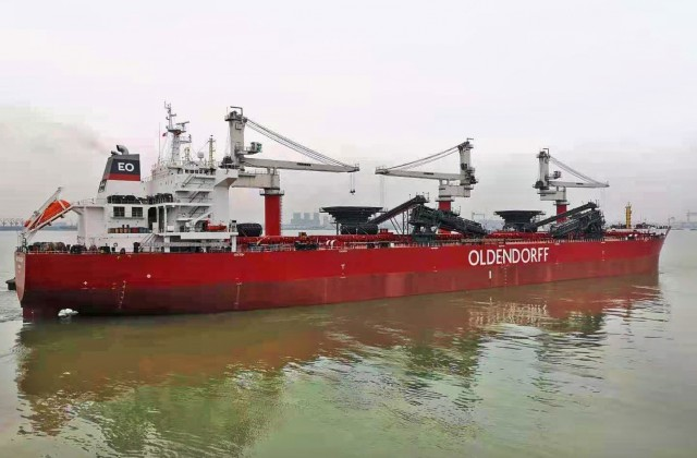 Οldendorff Carriers: Νέες επενδύσεις για την επέκταση του στόλου