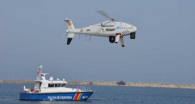 Ασφάλεια στη Μαύρη Θάλασσα: Οι υπηρεσίες απομακρυσμένης επιτήρησης της EMSA