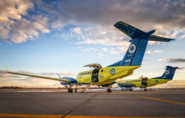 Ίδρυμα Σταύρος Νιάρχος: 2 αεροσκάφη δωρεά για το ΕΚΑΒ