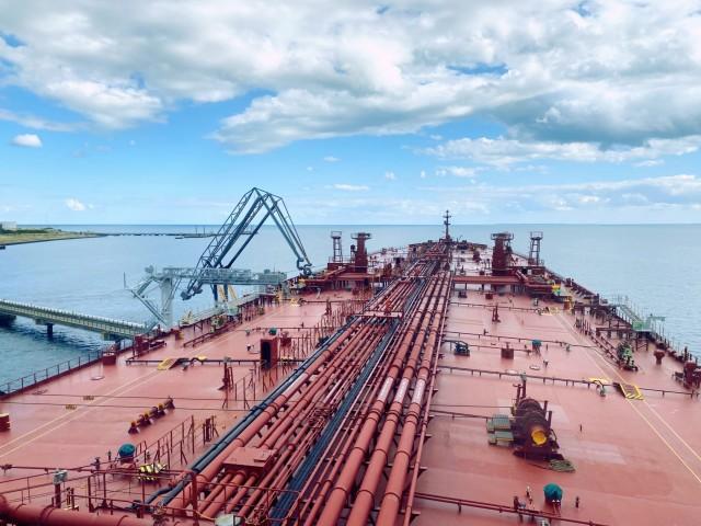 Nordic American Tankers: «Η ανάπτυξη έχει ήδη ξεκινήσει»