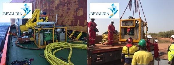 Bevaldia: Ένας πάροχος υποβρύχιων υπηρεσιών
